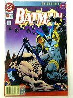 DC Comics BATMAN #500 Rare NEWSSTAND Edition KNIGHTFALL Ships FREE!