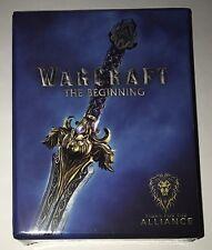 FILMARENA | WARCRAFT The Beginning Box Set | Blu-Ray |Steelbook | #354/1000
