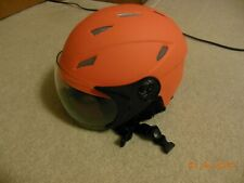 Ski/snowboard helmet with protective goggle, M, 51 - 56 cm