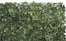 VERDELOOK Sempreverde® Double Siepe artificiale 1.5x3m foglia edera su due lati