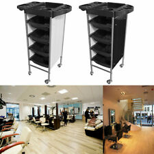 Beauty Salon Spa Trolley Mobile Equipment Cart with Drawers Tool Storage Hot