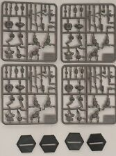Heavy Gear Blitz Southern Squad Jager Plastic Jager (4 Models)