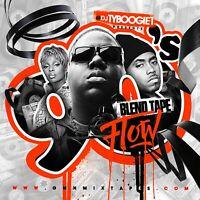 DJ TY BOOGIE Blend Tape Flow 90s Hip Hop Rnb R&B Blends Mixtape Mix CD
