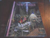 FEB 17 1997 NEW YORKER vintage magazine - FRANKENSTEIN LAB