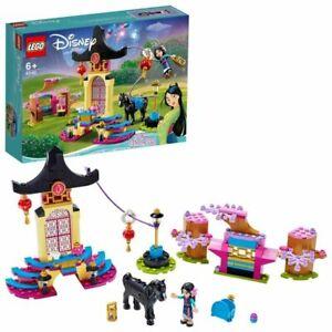 LEGO 43182 Disney Princess Mulan's Training Grounds Kids Building Toy Playset