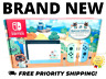 Nintendo Switch - Animal Crossing: New Horizons Special Edition - Switch NEW