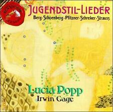 Jugendstil-Lieder - Popp (CD, RCA) Berg, Schoenberg, Pfitzner, Schreker, Strauss