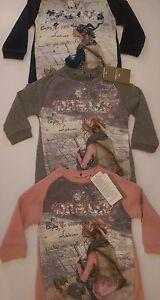 4900 Mayoral Mädchen Tunika Kleid Shirt Neu Gr. 92 - 134