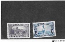 CANADA 1935 HIGH VALUES,SCOTT 226 - #227 MNH.