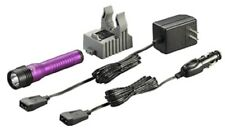 Streamlight 74773 Purple Strion HL AC/DC with AC/DC Single Charger 500 Lumen