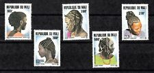 MALI SC# 470-474 AFRICAN  COIFFURE - MNH