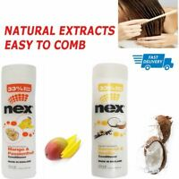 Hair Conditioner Natural Fruits Extract Easy Comb Hair 400ml