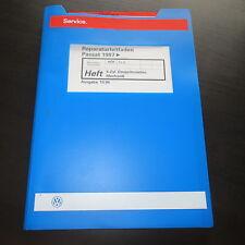 VW Passat B5 Typ 3B Werkstatthandbuch 6-Zyl Einspritz Motor ACK ALG 2,8L V6