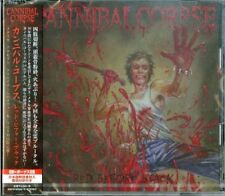 CANNIBAL CORPSE-RED BEFORE BLACK-JAPAN 2 CD Ltd/Ed G88