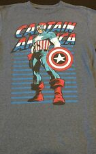 Mens Small Captain America Shirt
