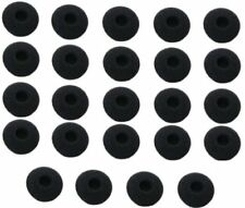15mm Foam Earbud  Replacement  Sponge Covers for Earphone Ear pad Black New