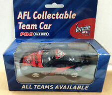 Prostar AFL Collectable Team Car Model Essendon