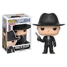 Pop! TV: Westworld Man in Black Vinyl #459 Figure by Funko