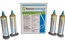 Advion Syngenta Cockroach Gel Bait 1 Box(4 Tubes)