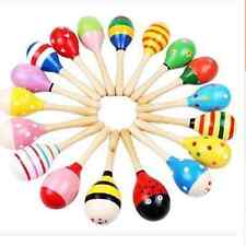Hot Cabinet Baby Kids Sound Music Toddler Rattle Musical Wooden Colorful Toys