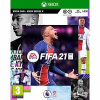 Fifa 21 XBOX ONE New and Sealed Football (Inc Series X Free Upgrade)