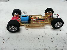 HRCH07 1/24 scale adjustable chassis w/26000 rpm motor & nascar foam wheels