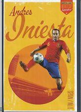 MOTD-POSTER 2013/14-SPAIN & BARCELONA-ANDRES INIESTA
