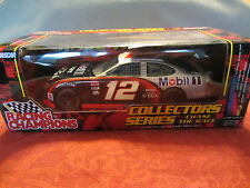 Racing Champions  Jeremy Mayfield  #12  Mobil 1 Taurus   1:24 scale  (11)