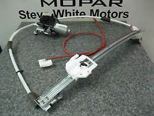 02-07 Jeep Liberty Power Window Regulator Right Rear Mopar Oem Revised Parts New