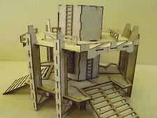 Skypad gangway tower terrain warhammer 40k wargame necromunda wargaming building