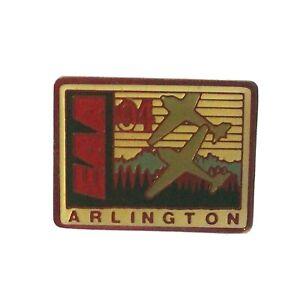 1994 Northwest EAA Fly-In Arlington WA Air Show Washington Pin Pinback