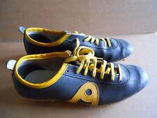 Scarpe Calcio Pelle Originale Vintage Anni 70 Shoes soccer Sport N.45 (11) Italy