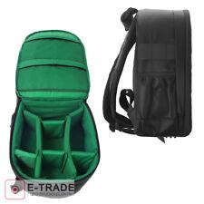 Black Camera Backpack Bag for Canon Nikon Sony DSLR & Mirrorless camera