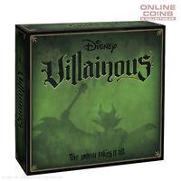 Disney - Villainous Game - The Worst Takes It All - Wonder Forge