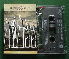 The Beautiful South Choke inc A Little Time / My Book + Cassette Tape - TESTED