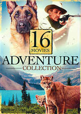 Adventure Collection: 16 Movies (DVD, 2014, 3-Disc Set)