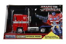 Jada Metals Transformers G1 Optimus Prime Die-Cast Truck 1:24 scale big size