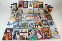 """VHS Kassetten Konvolut """"35"""" 35 Videos Thriller Romance Kinder Reise siehe Bild"""