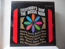 THE BOSSA NOVA - EVERYBODY DOIN' - RIVERSIDE-RS 9352 - NEW - DEEP GROOVE - MINT