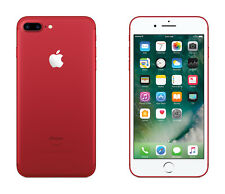 APPLE IPHONE 7 PLUS (PRODUCT)RED 128GB AT&T CDMA GSM CELL PHONE A1661 MPQV2LL/A
