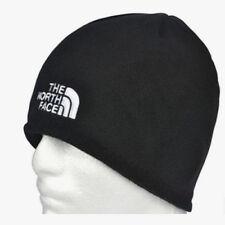 New! The North Face Fleece Skull Cap Beanie Hat Adult, Black