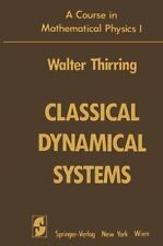 A Course in Mathematical Physics, Vol. 1: Classical Dynamical Systems-ExLibrary