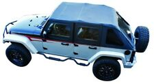 Rampage 106035 Frameless Complete Trail Top Kit 07-18 JK Wrangler Unlimited 4 Dr