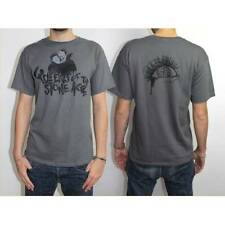 Official T Shirt QUEENS OF THE STONE AGE- COVER SPRAY Grey Mens Licensed Merch
