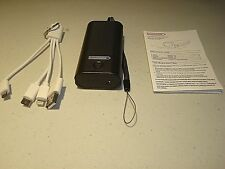 INSTACHARGE PORTABLE CHARGER 4000mah