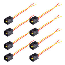 8x Ignition Coil Harness Connector Modular for 4.6L 5.4L 6.8L Ford Focus Mustang