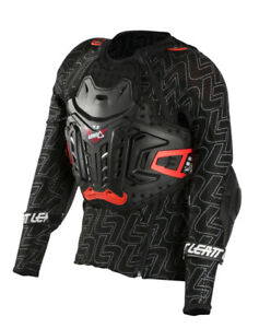 Leatt 4.5 Youth Black Body Protector Armor size Large-XLarge