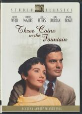 Three Coins in the Fountain (DVD, 2004, Canadian, Widescreen) Jean Peters