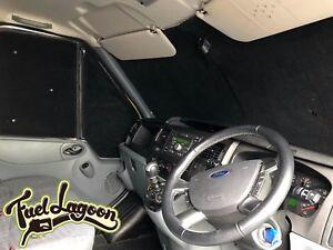 Thermal Window Blind 3 set Camper Van MK7  Ford Transit Roller Team Deffleff
