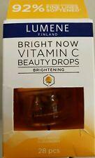 Lumene Vitamin C Anti-Aging  BEAUTY DROPS 28 pcs